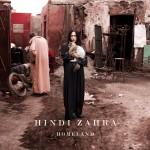 Basse et contrebasse par Jeff Hallam / Hindi Zahra - Homeland / 2015  Parlophone