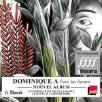 Basse et contrebasse par Jeff Hallam / Dominique A / Vers les lueurs / 2012  Cinq7